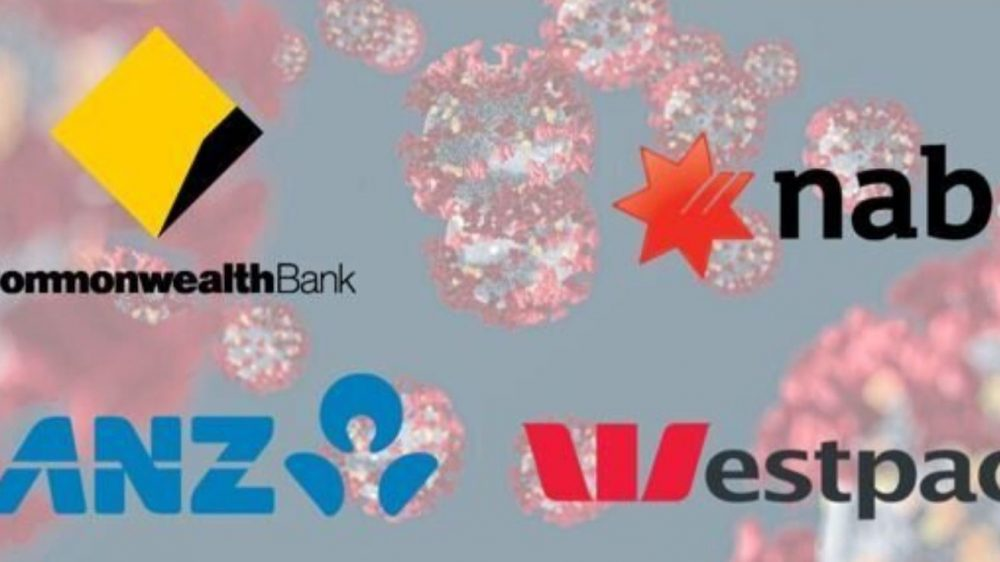 Australia's major banks support for small businesses affected by COVID-19